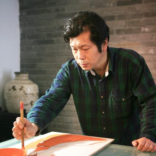 中国万博manbext官网在线艺术大师郭爱和